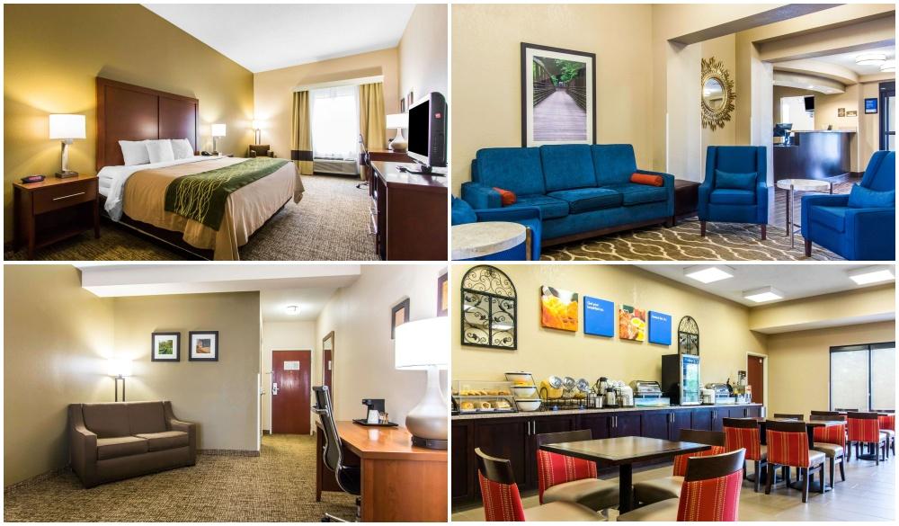 Comfort Inn & Suites Cave City, hotels near UNESCO sites
