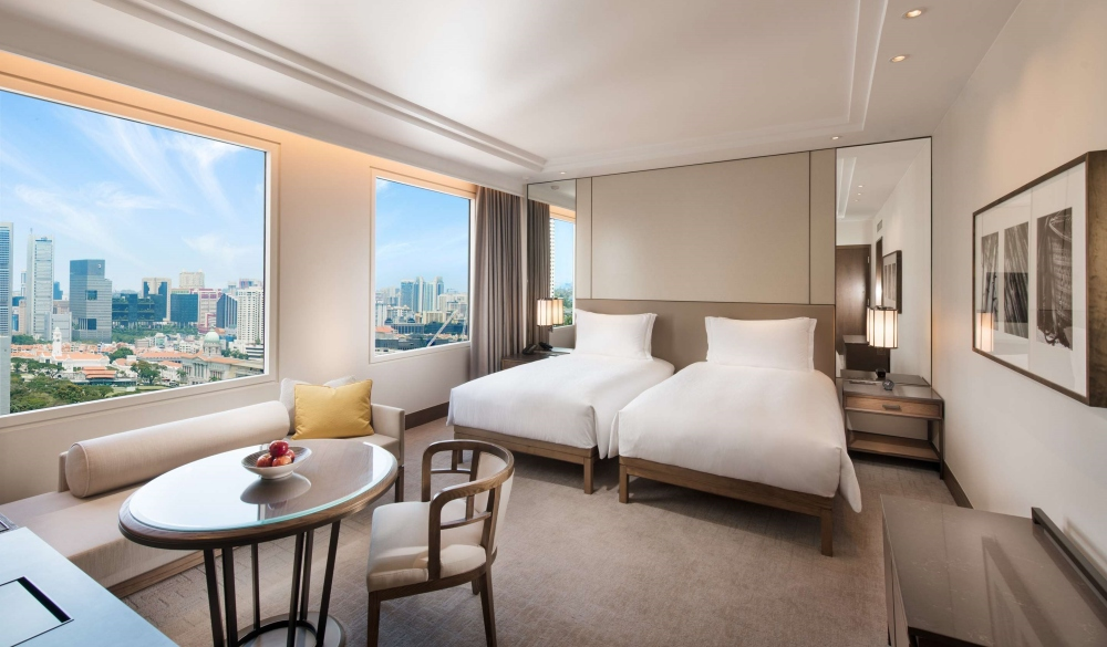 Conrad Centennial Singapore, best for staycation