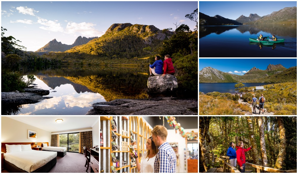 Cradle Mountain Hotel, hotel for your Tasmania road trip