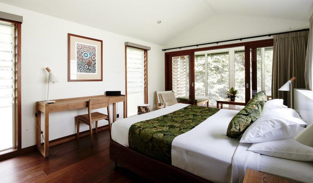 Daintree Ecolodge & Spa, Far North Queensland, top eco-friendly hotel in Australia