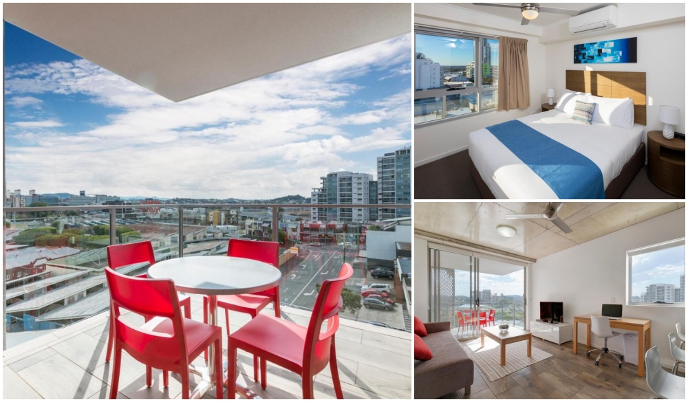 Direct Hotels – Pavilion and Governor on Brookes, serviced apartments in Brisbane