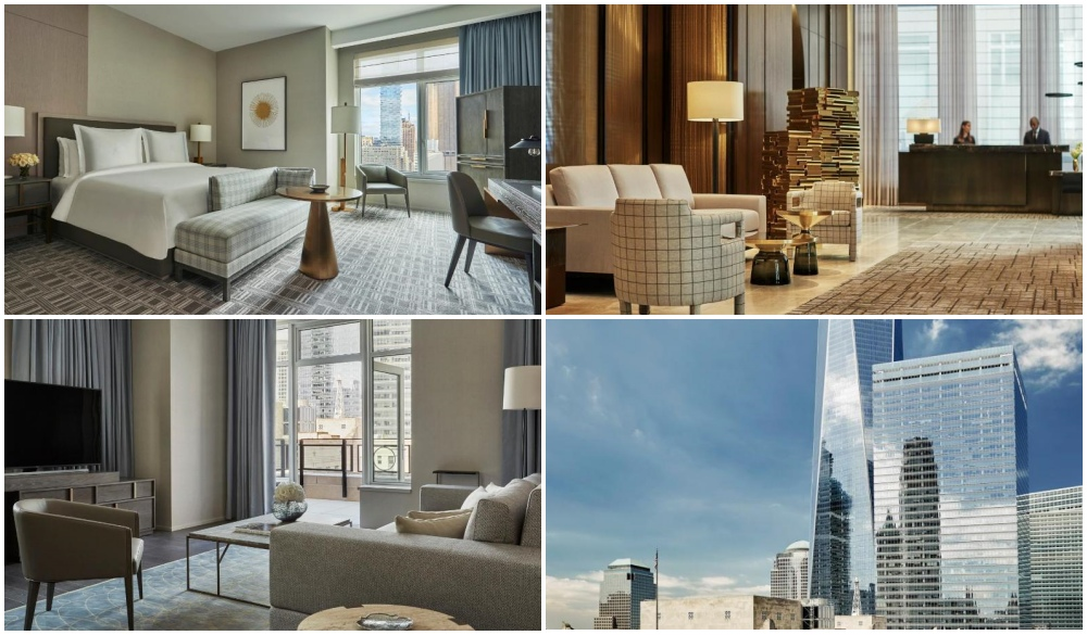 Four Seasons Hotel New York Downtown, hotels near UNESCO sites