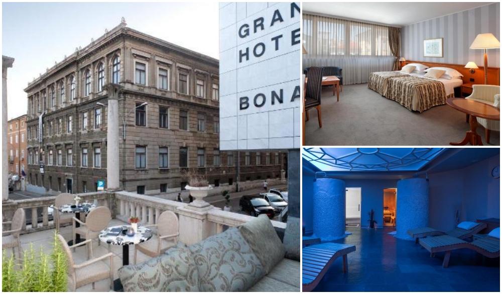 Grand Hotel Bonavia, hotel near europe hidden travel gems