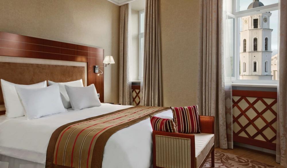 Grand Hotel Kempinski Vilnius, hotel near europe hidden travel gems