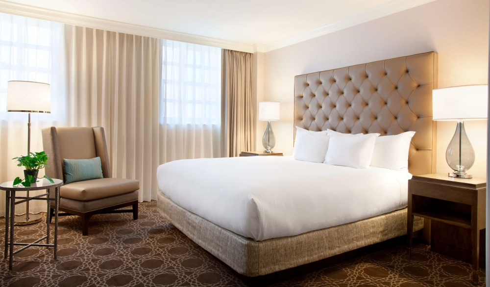 Hilton New Orleans St. Charles Avenue, top hotel in Central Business district