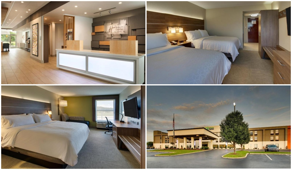 Holiday Inn Express - Horse Cave, hotels near UNESCO sites