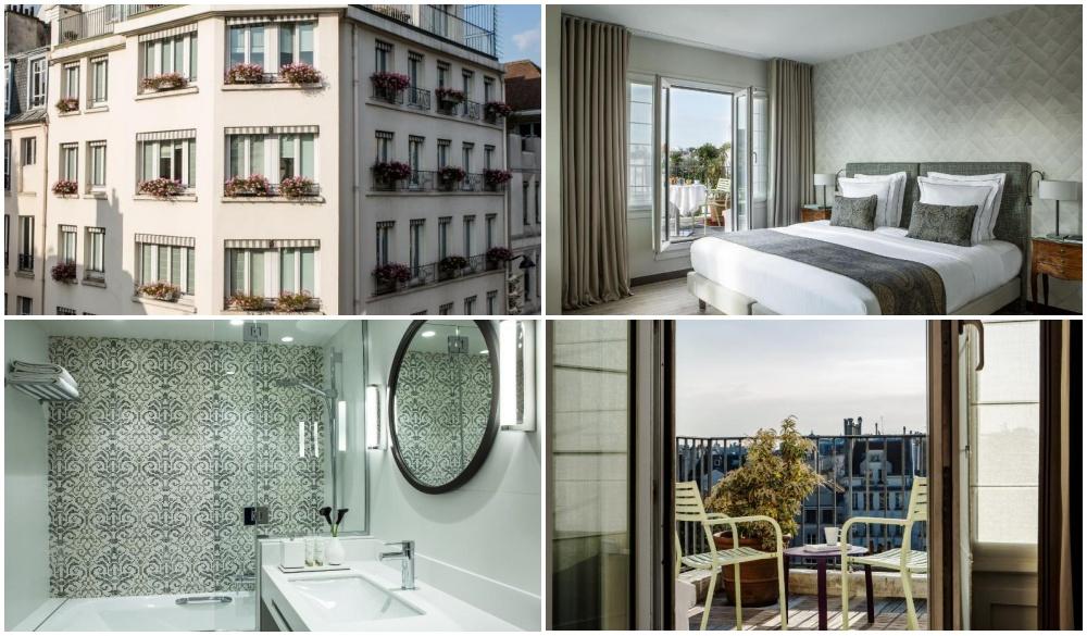Hotel Parc Saint Severin – Esprit de France