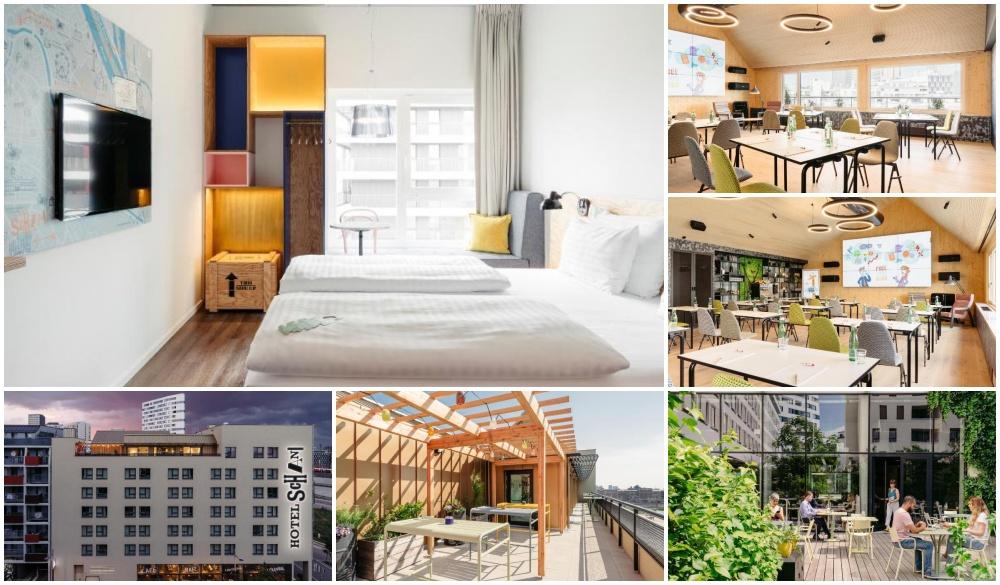 Hotel Schani Wien – Vienna, Austria, hotel to stay for digital nomads