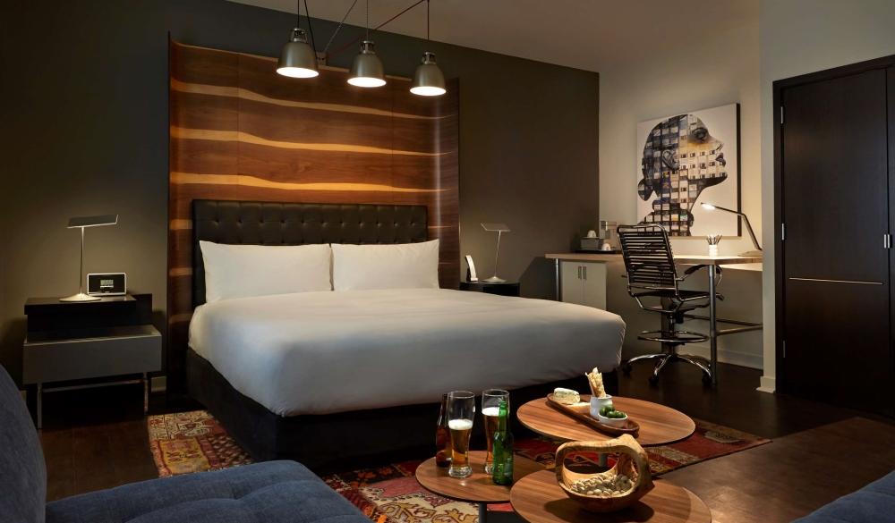 Hotel Zetta San Francisco, California, hotel to stay