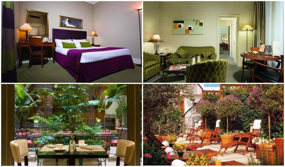 Hotel dei Mellini, hotel to stay in Rome