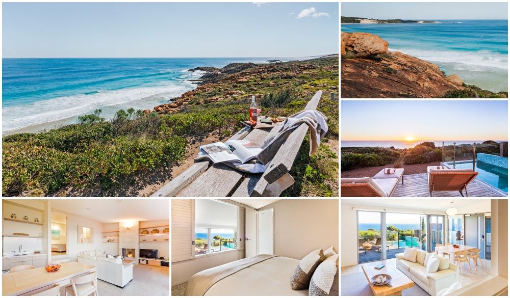 Injidup Spa Retreat, top hotel for wine tasting in Australia