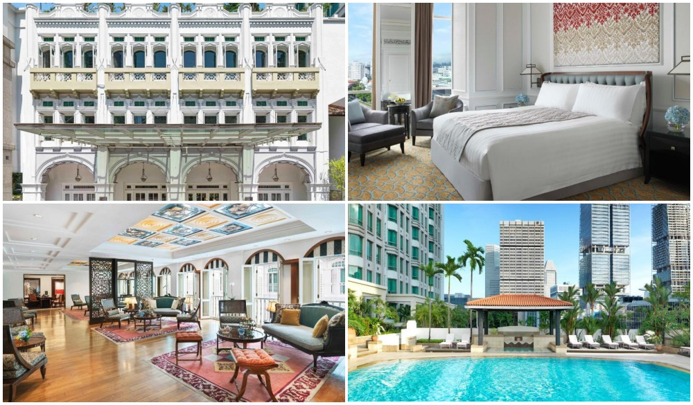 InterContinental Singapore, best for staycation