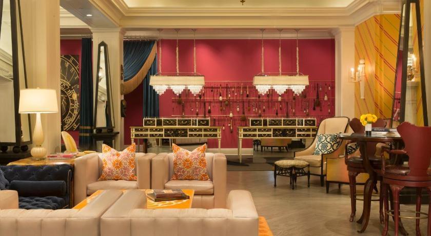 Kimpton Hotel Monaco Philadelphia, hotels near UNESCO sites