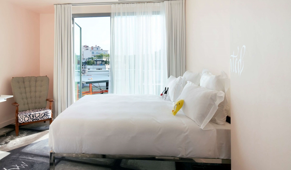 Mama Shelter Lyon – Lyon, France, hotel to stay for digital nomads