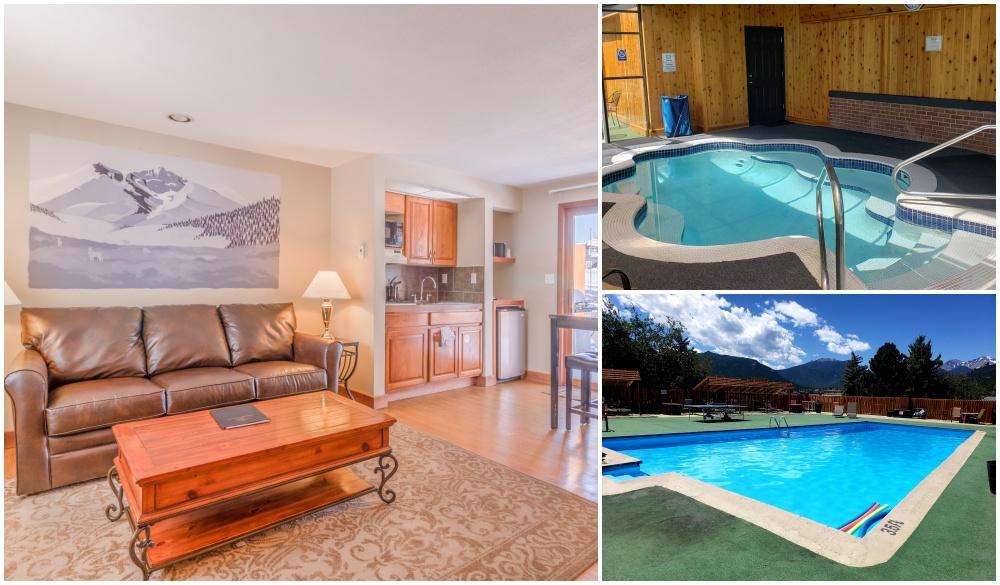 Murphy's Resort, hotel for Colorado road trip