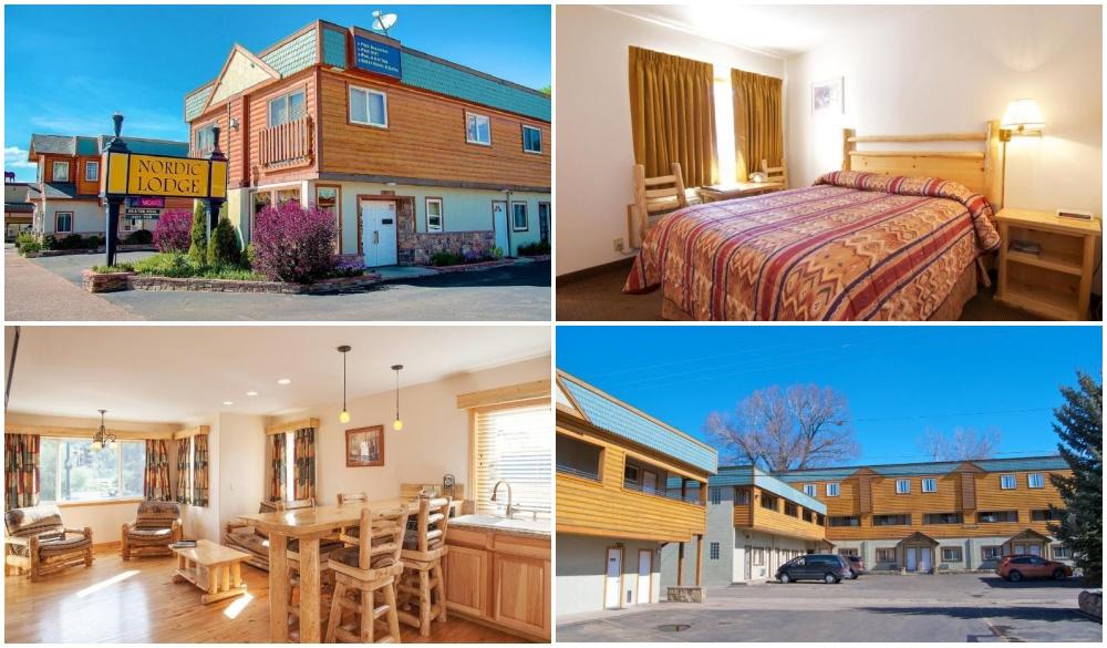 Nordic Lodge, hotel for Colorado road trip