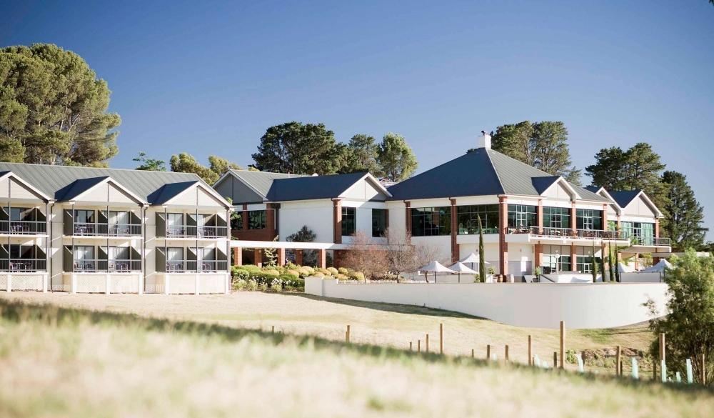 Novotel Barossa Valley Resort, top hotel for wine tasting in Australia