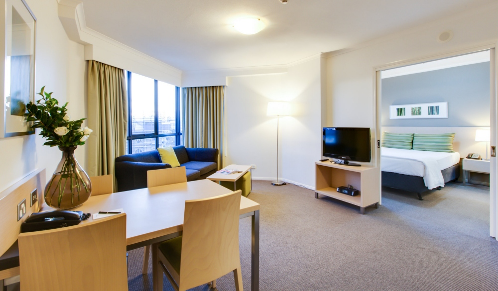 Top 19 Serviced Apartments in Brisbane for Self-Contained ...