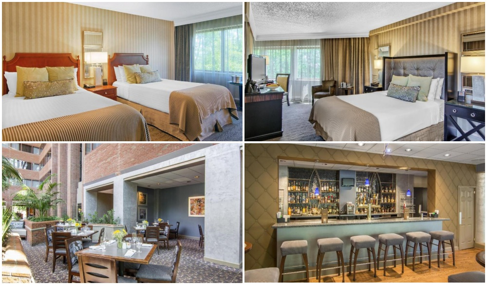 Omni Charlottesville Hotel, hotel near the best mountain bike trail