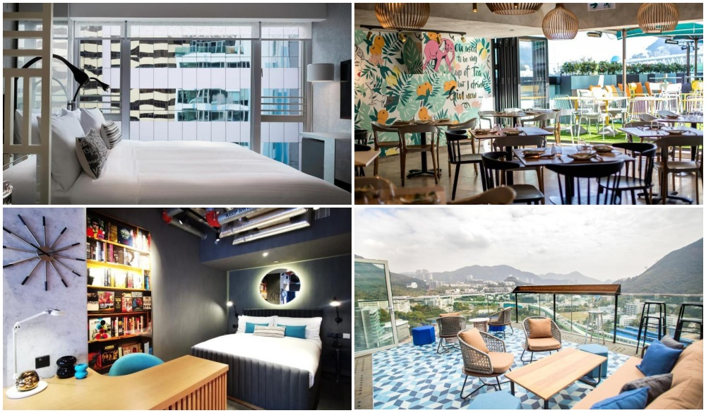 Ovolo Southside – Hong Kong, hotel to stay for digital nomads