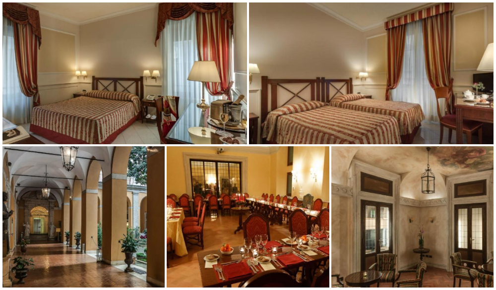 Palazzo Cardinal Cesi, hotel to stay in Rome