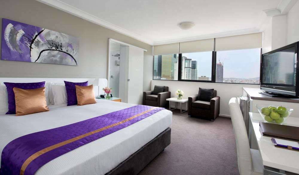 Park Regis North Quay Hotel, serviced apartment