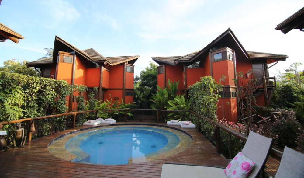 Pousada Triboju, hotel near secluded beaches