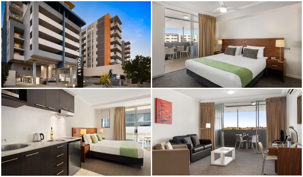 Quest Chermside, serviced apartments