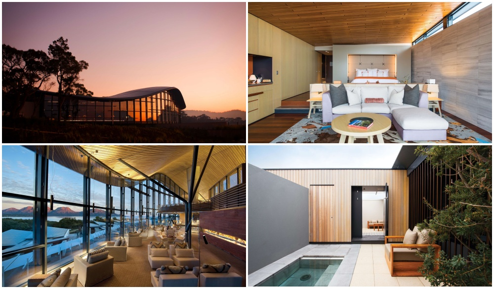 Saffire Freycinet, hotel for your Tasmania road trip