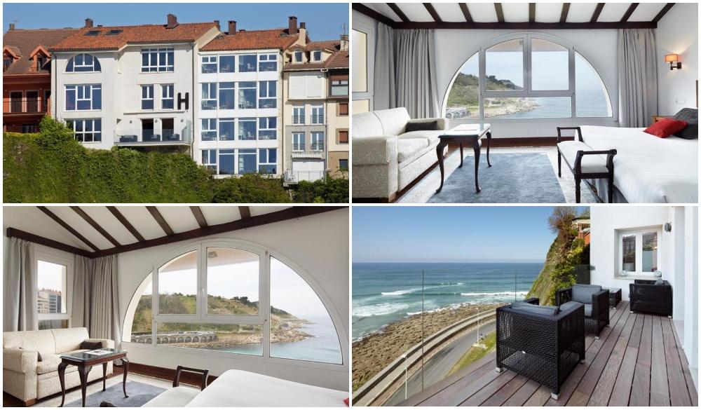 Saiaz Getaria Hotela, hotel near europe travel gems