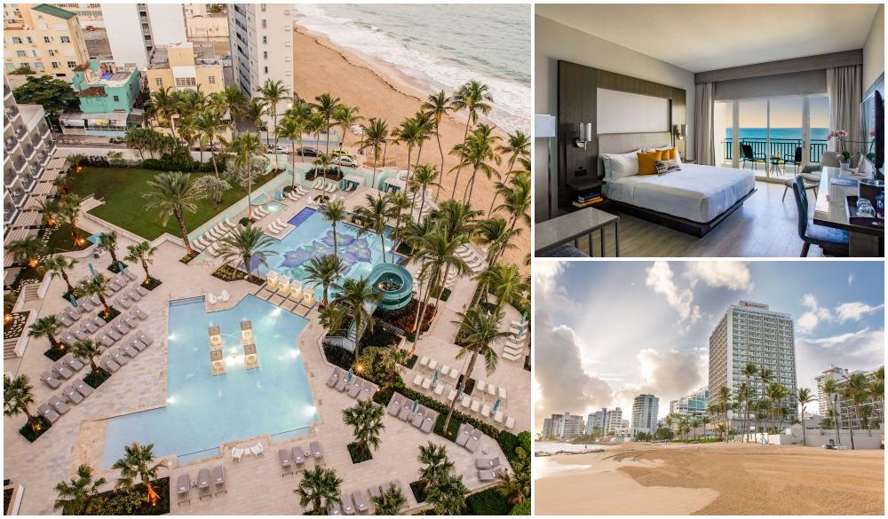 San Juan Marriott Resort & Stellaris Casino, hotels near UNESCo sites