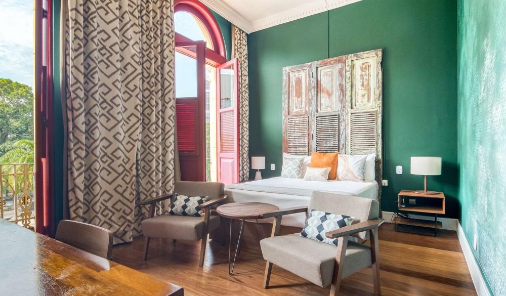 Selina Lapa Rio de Janeiro – Rio de Janiero, Brazil, hotel to stay for digital nomads