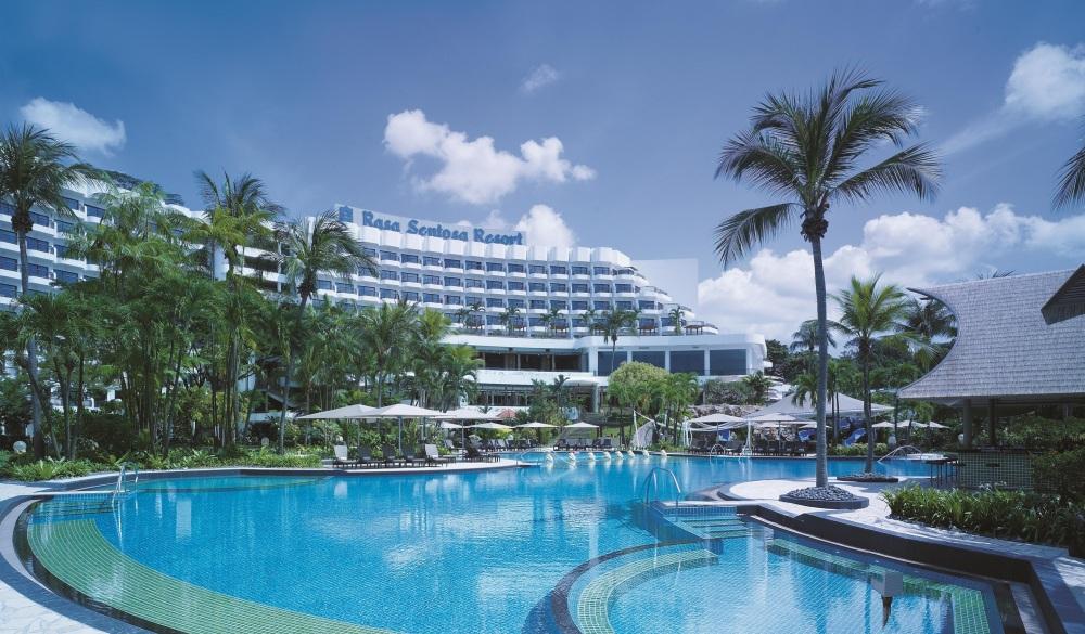 Shangri-la Rasa Sentosa Resort and Spa, best for staycation