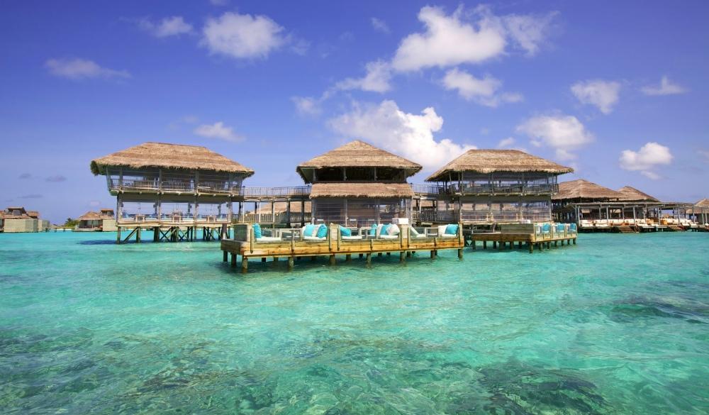 Six Senses Laamu, top hotel in Maldives
