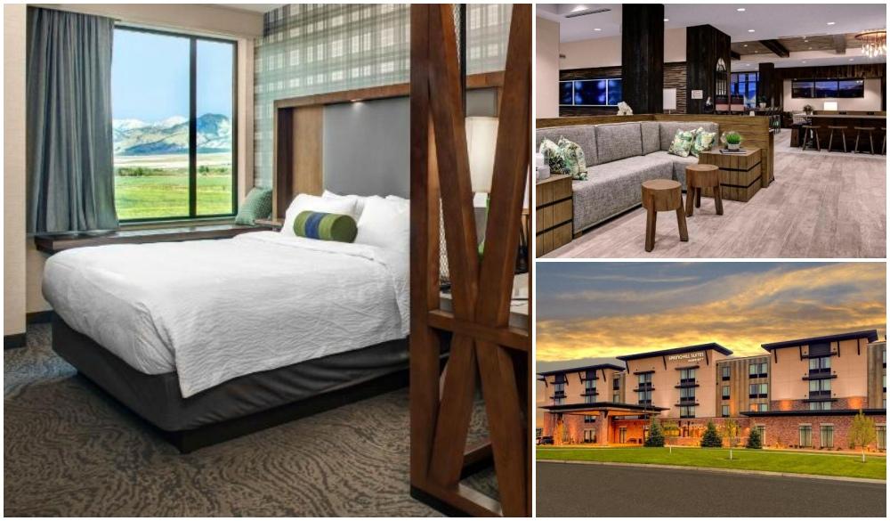 SpringHill Suites by Marriott Bozeman, hotel near the best mountain bike trails
