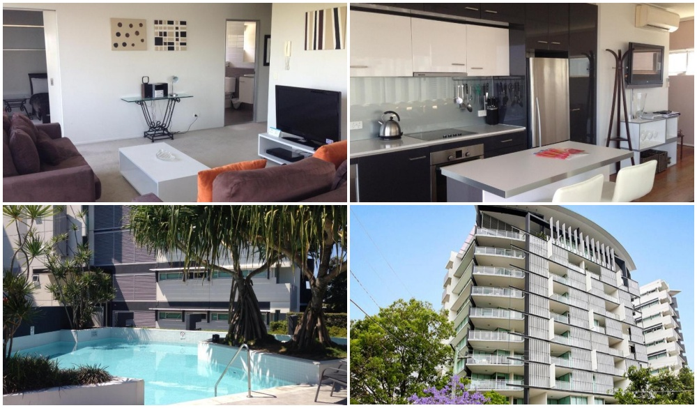 Story Apartments, serviced apartments in Brisbane