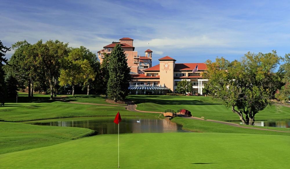 The Broadmoor, hotel for Colorado road trip