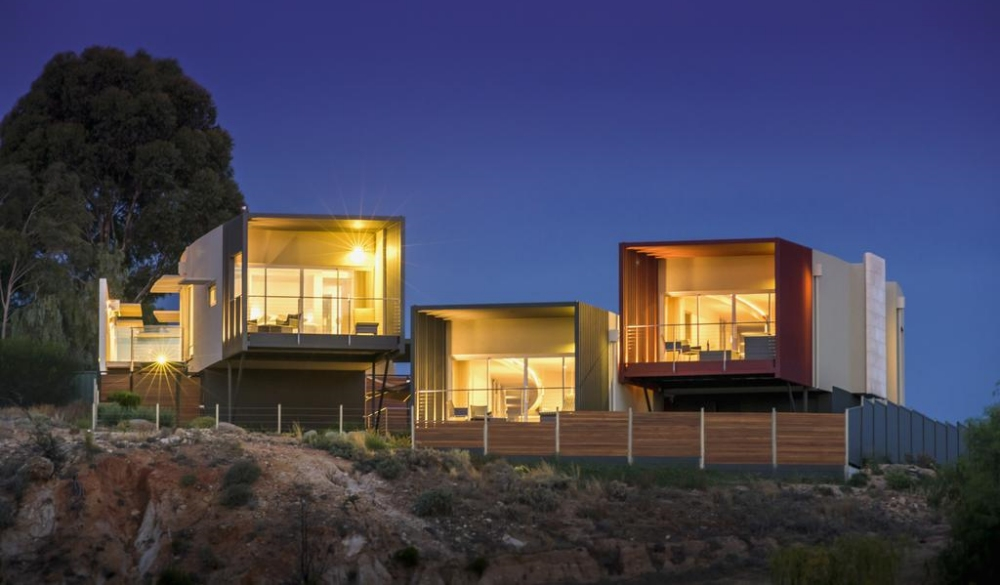The Frame, top eco-friendly hotel in Australia