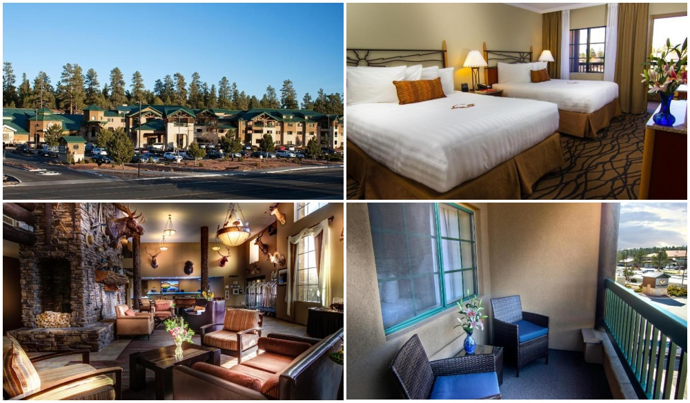 The Grand Hotel at the Grand Canyon, hotels near UNESCO sites