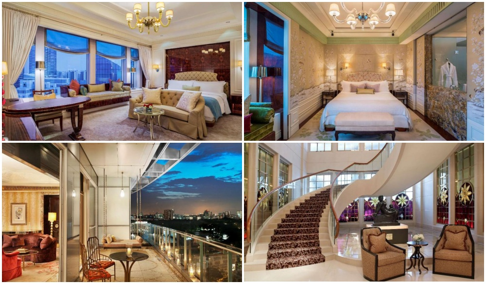 The St. Regis Singapore, best for staycation
