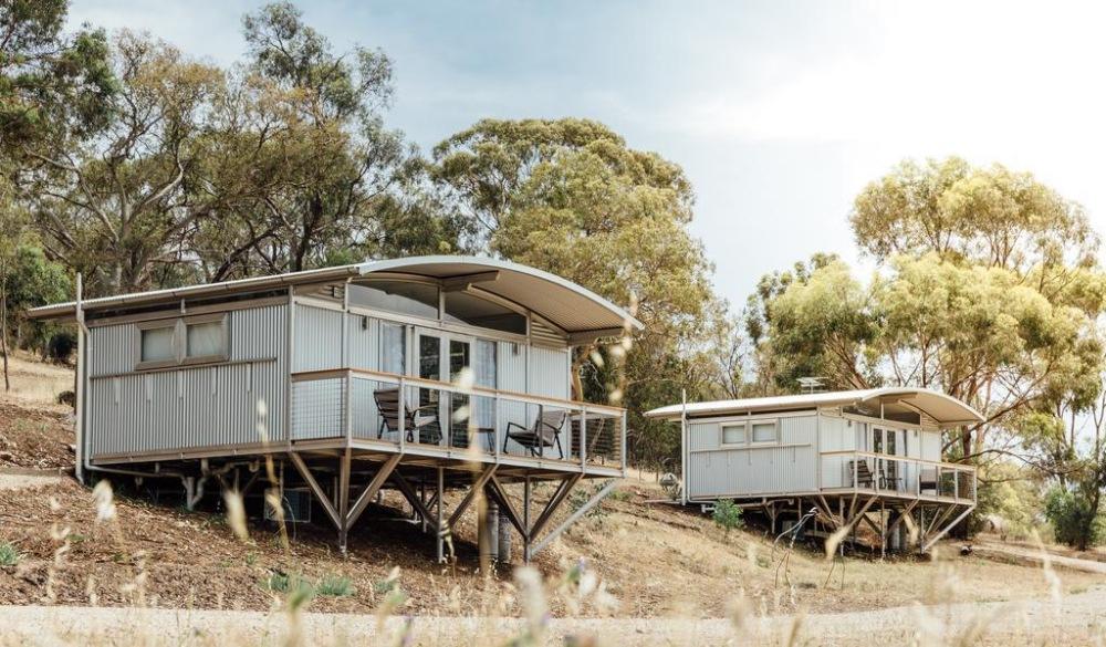 The Villas Barossa, South Australia, top eco-friendly hotel in Australia