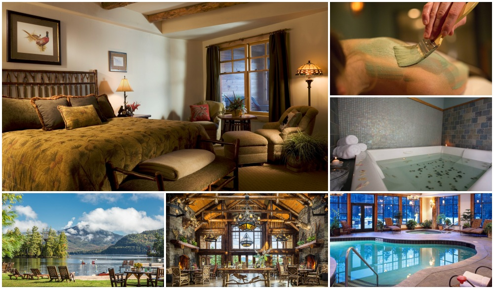 The Whiteface Lodge, top hotel for a road trip from New york