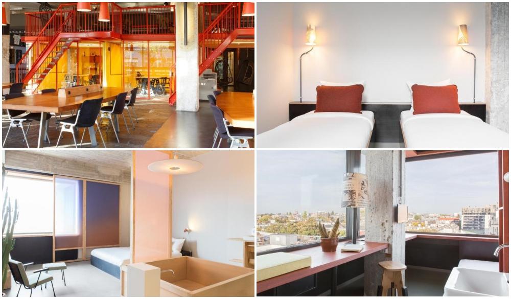 Volkshotel – Amsterdam, Netherlands, hotel to stay