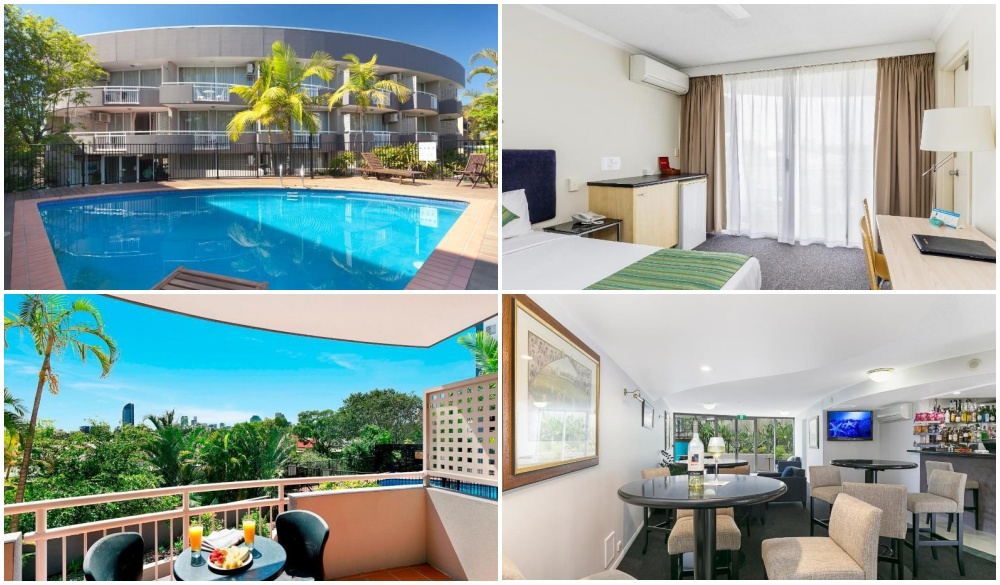 Wellington Apartment Hotel, serviced apartment in Brisbane