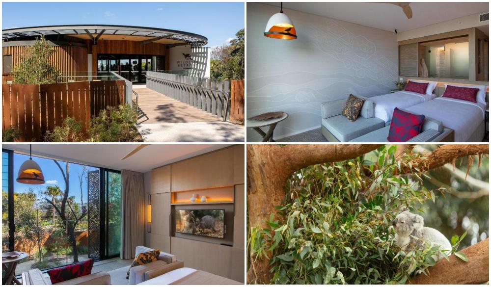 Wildlife Retreat Taronga, New South Wales, top eco-friendly hotel