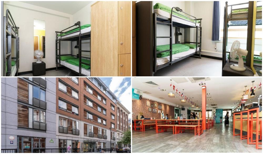 YHA London Central – London, UK, hote for digital nomad
