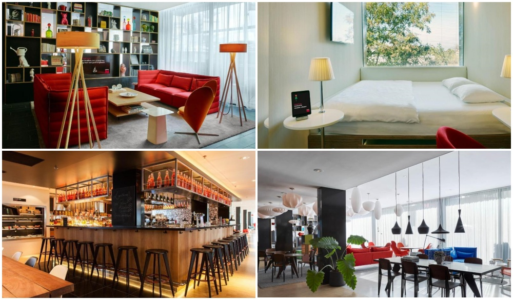 citizenM Amsterdam South Hotel – Amsterdam, Netherlands, hotel to stay for digital nomads