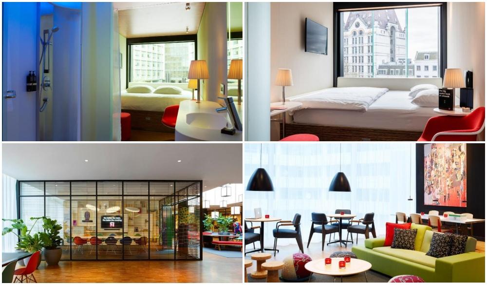 citizenM Rotterdam Hotel – Rotterdam, Netherlands, hotel to stay