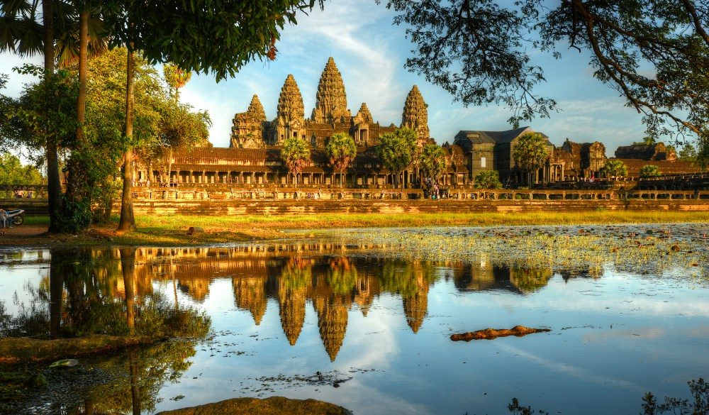 Angkor Wat, ultimate travel bucket list
