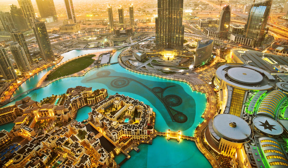 Dubai Skyscraper and Burj Khalifa, ultimate travel bucket list